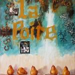 ORiley-La Poire-30x36